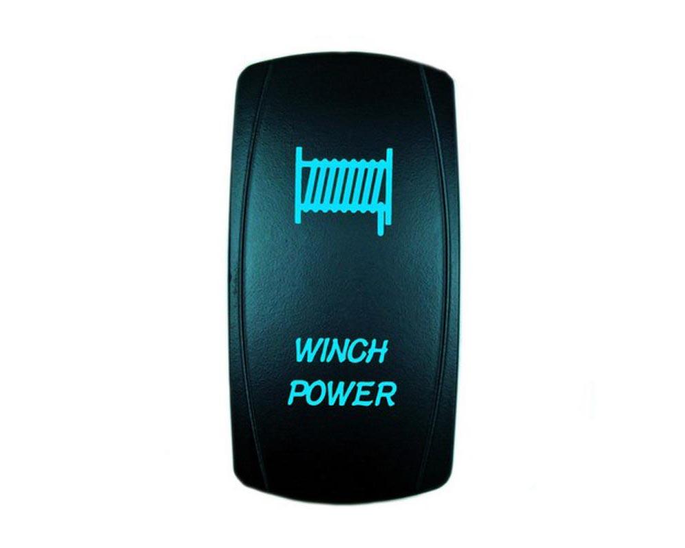 STV Motorsports SLR1046 Winch Power Laser Rocker Switch