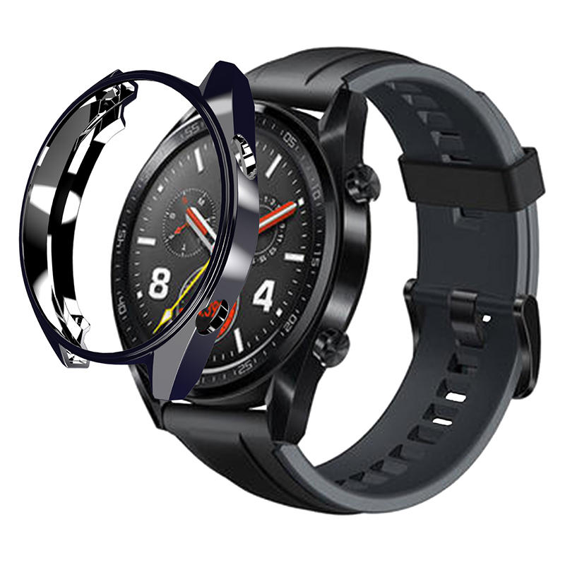 TPU Watch Case Cover Watch Cover Drop Resistance Case Cover for Huawei Watch GT