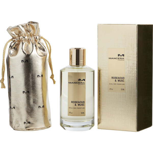 Roseaoud & Musc - Mancera Eau de parfum 120 ml