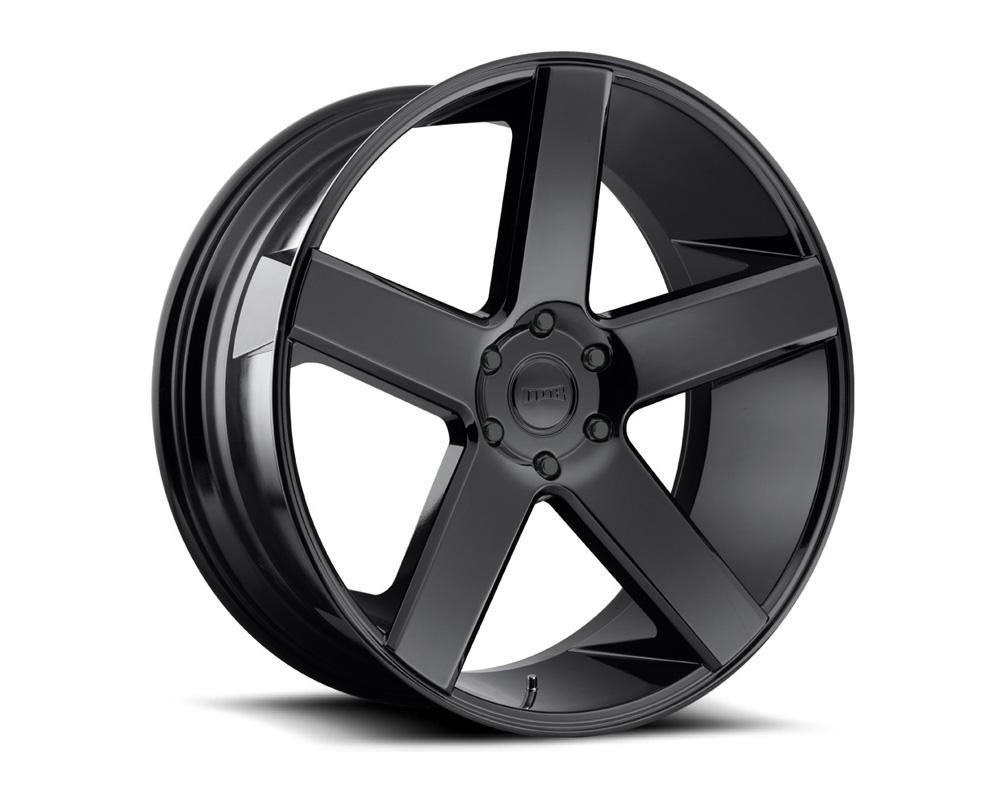 DUB S216 Baller Gloss Black 1-Piece Cast Wheel 20x9.5 5x127 30mm