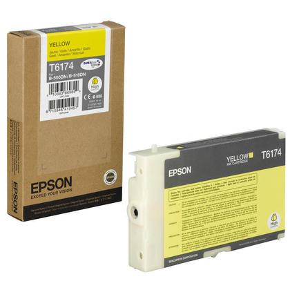 Epson T617400 cartouche d'encre originale jaune