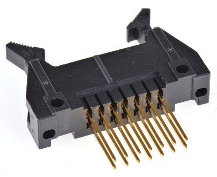 Hirose , HIF3BA, 3BA, 14 Way, 2 Row, Straight PCB Header