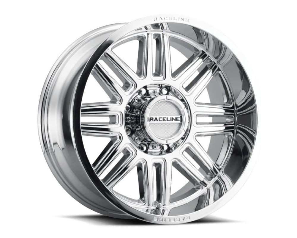 Raceline 948C Split Wheel 20x10 5x127 -19mm Chrome