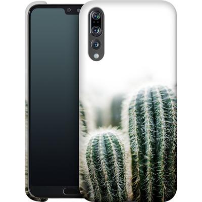 Huawei P20 Pro Smartphone Huelle - Cactus 1 von Mareike Bohmer