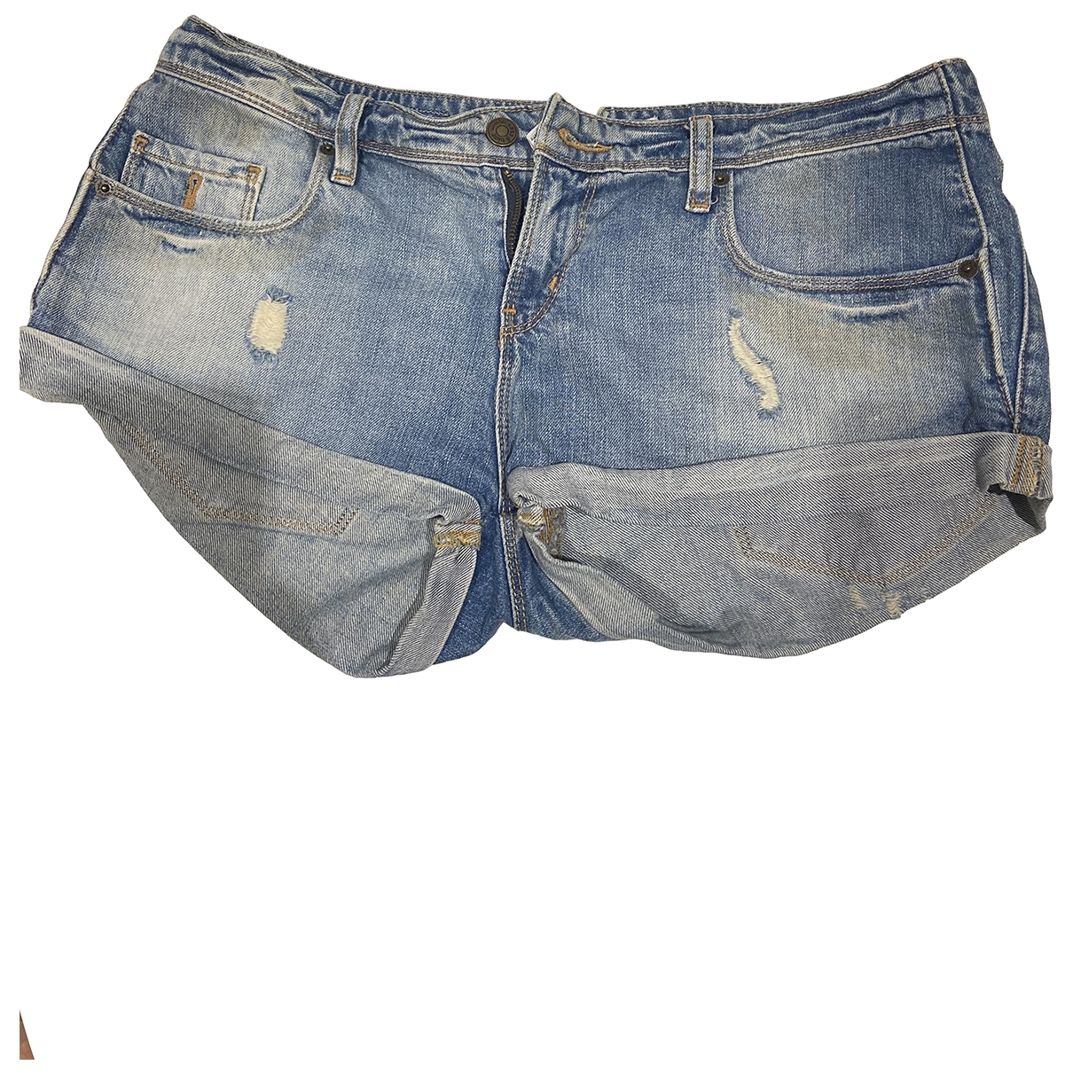 Sass & Bide \N Blue Denim - Jeans Shorts for Women 6 US