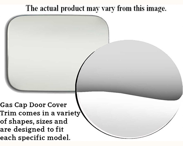Quality Automotive Accessories Gas Cover Trim Chrysler 300 | 300C 2012