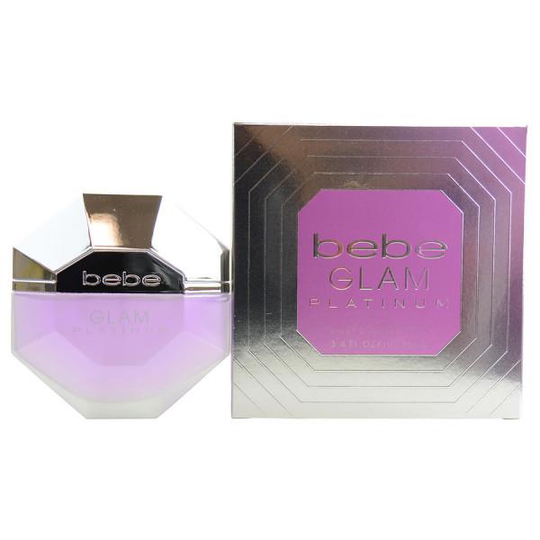Bebe - Bebe Glam Platinum : Eau de Parfum Spray 3.4 Oz / 100 ml