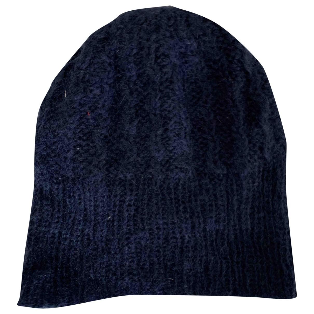 Isabel Marant Etoile - Chapeau   pour femme en laine - bleu