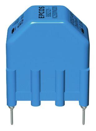EPCOS 3.3 mH ±30% Ferrite Current Compensated Choke, 1.5A Idc, 190mΩ Rdc, B82721A