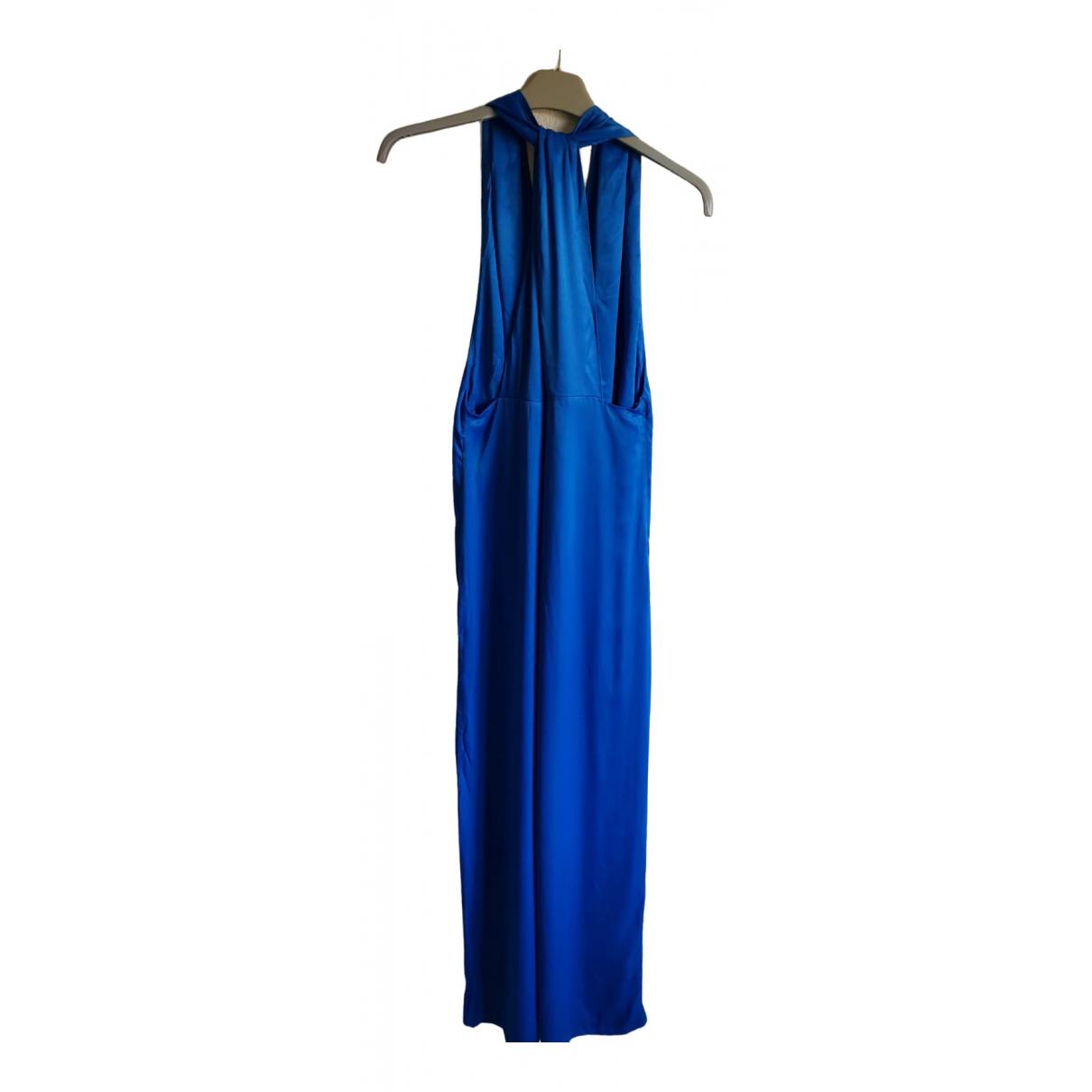 Zara - Combinaison   pour femme - bleu