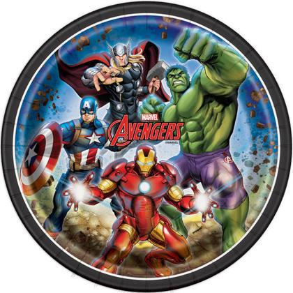 Avengers Round 9