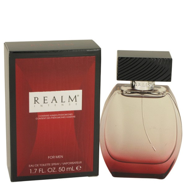Erox - Realm Intense : Eau de Toilette Spray 1.7 Oz / 50 ml