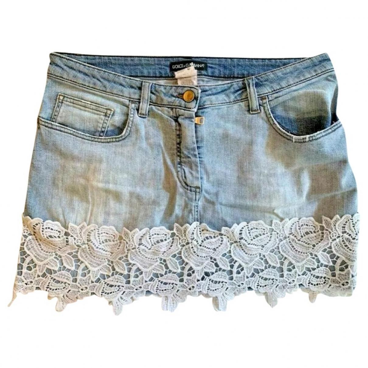 Mini falda Dolce & Gabbana