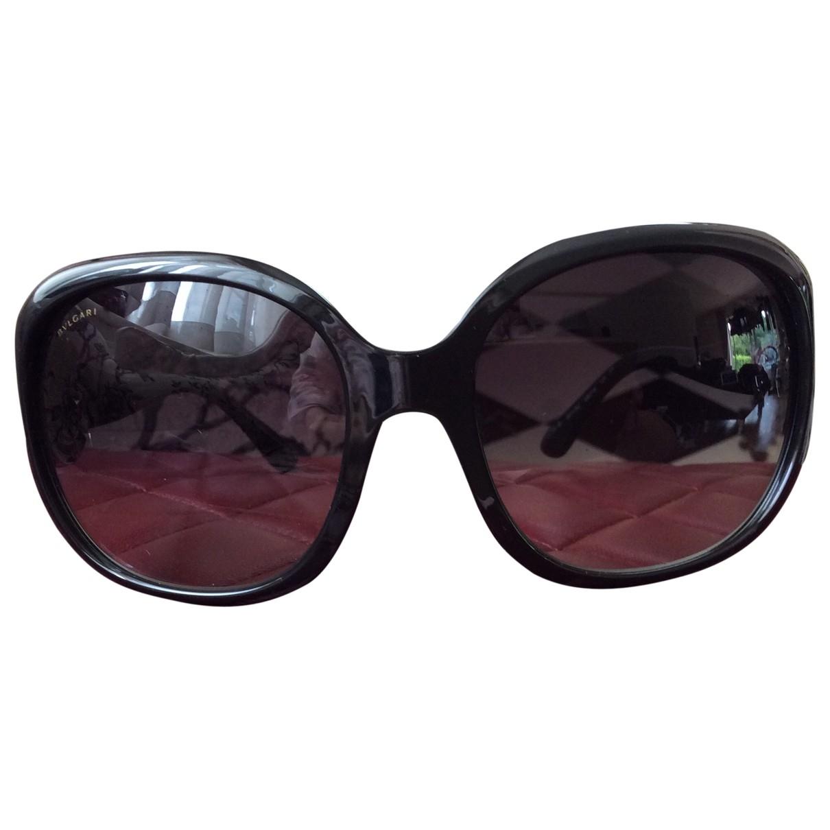 Bvlgari \N Black Sunglasses for Women \N
