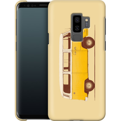 Samsung Galaxy S9 Plus Smartphone Huelle - Yellow Van von Florent Bodart
