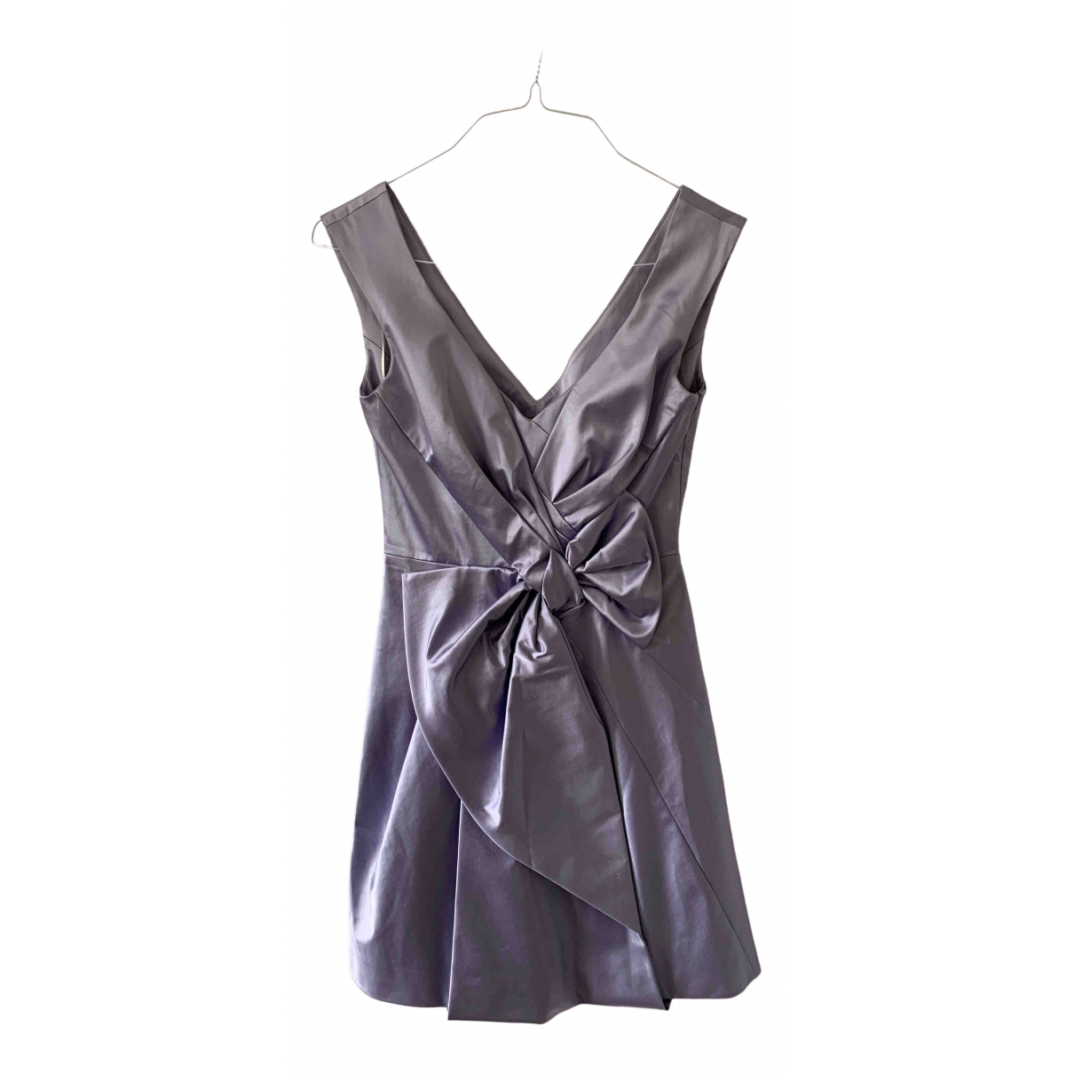Karen Millen \N Cotton dress for Women 8 UK