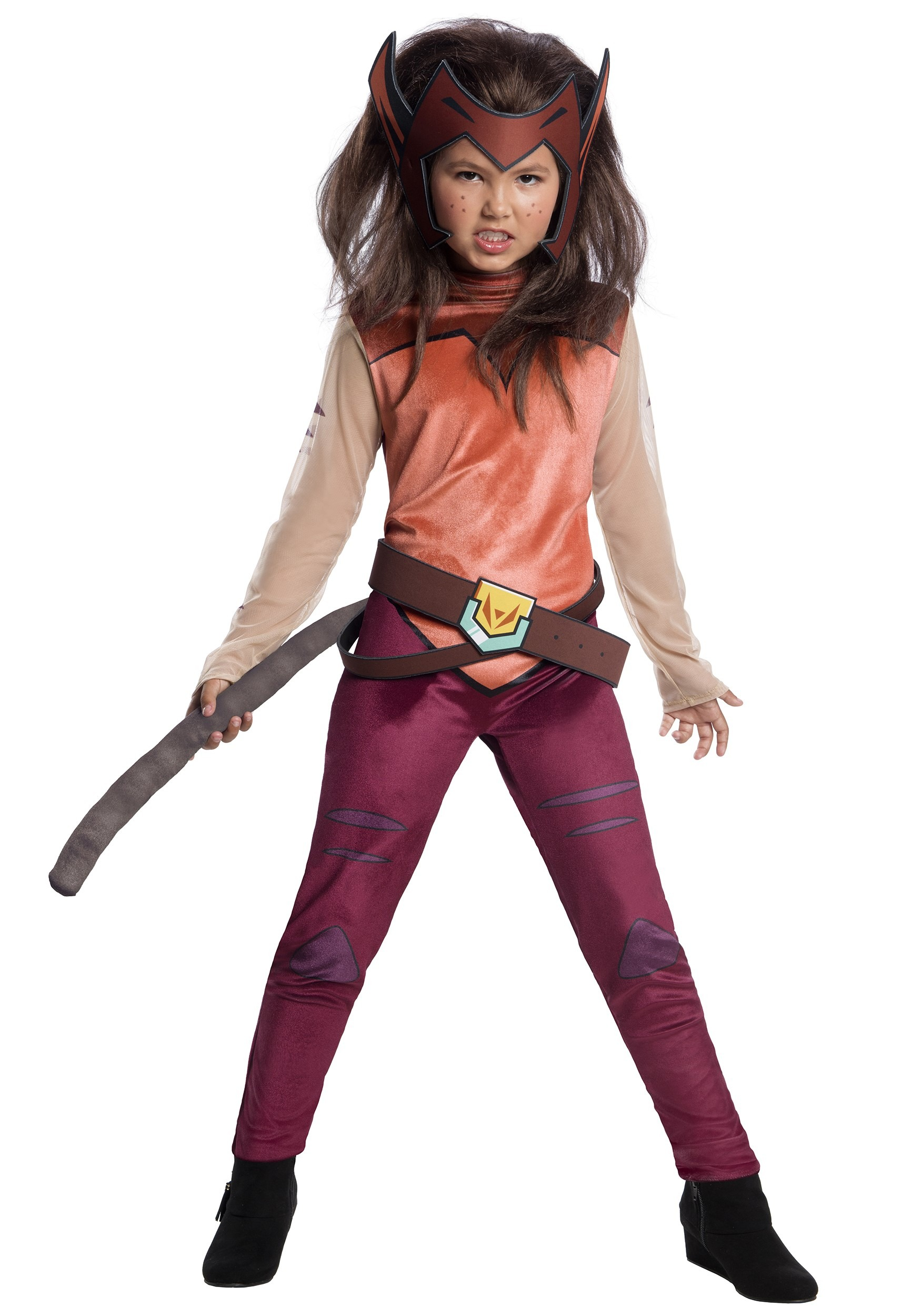 She-Ra Classic Catra Girls Costume