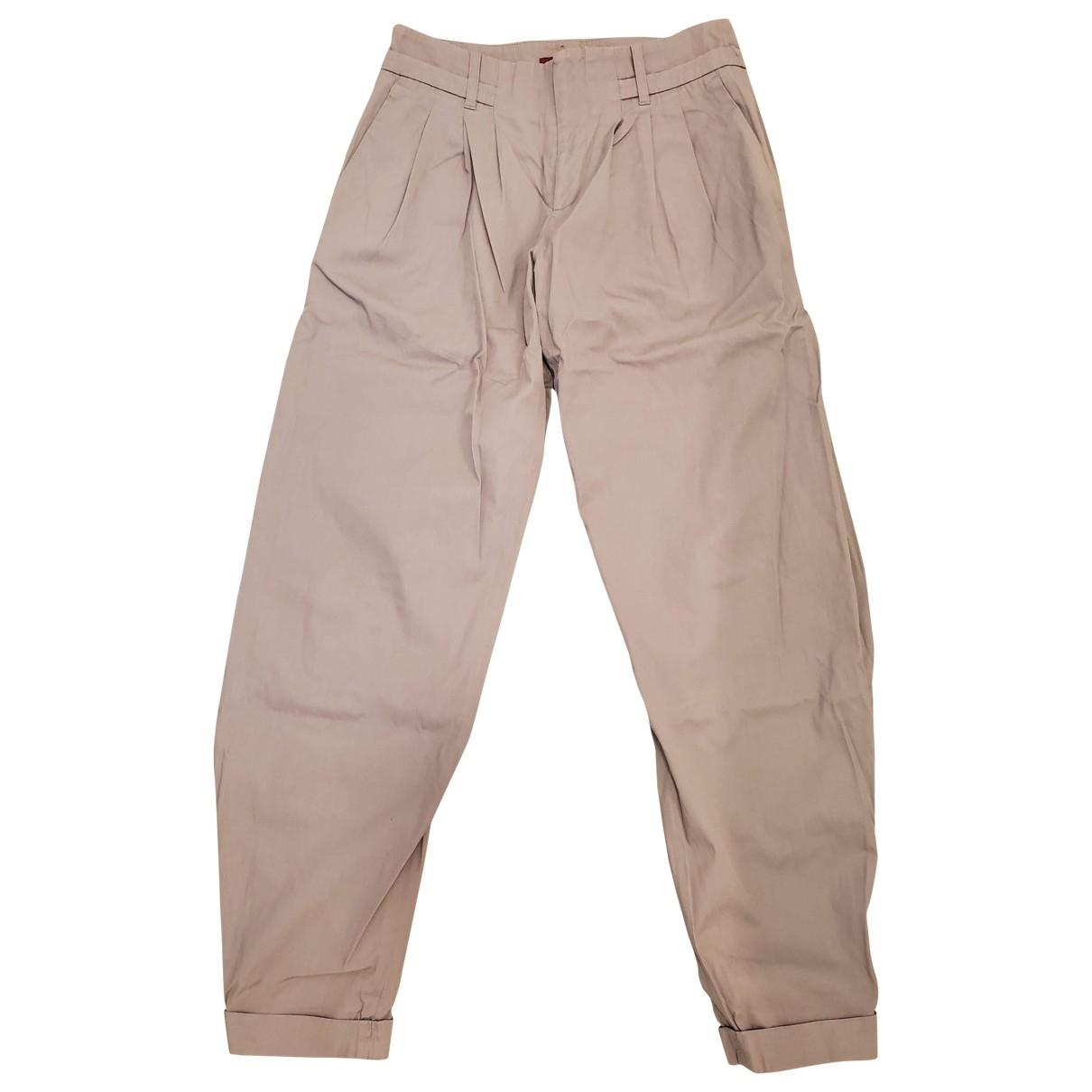 Pantalon zanahoria Comptoir Des Cotonniers