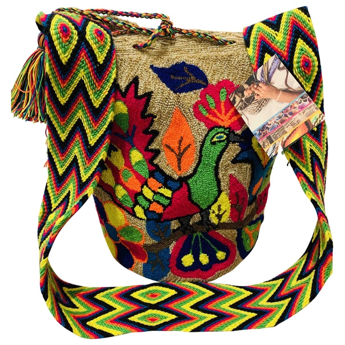 Wayuu Tribe - Sac de voyage   pour femme en coton - multicolore