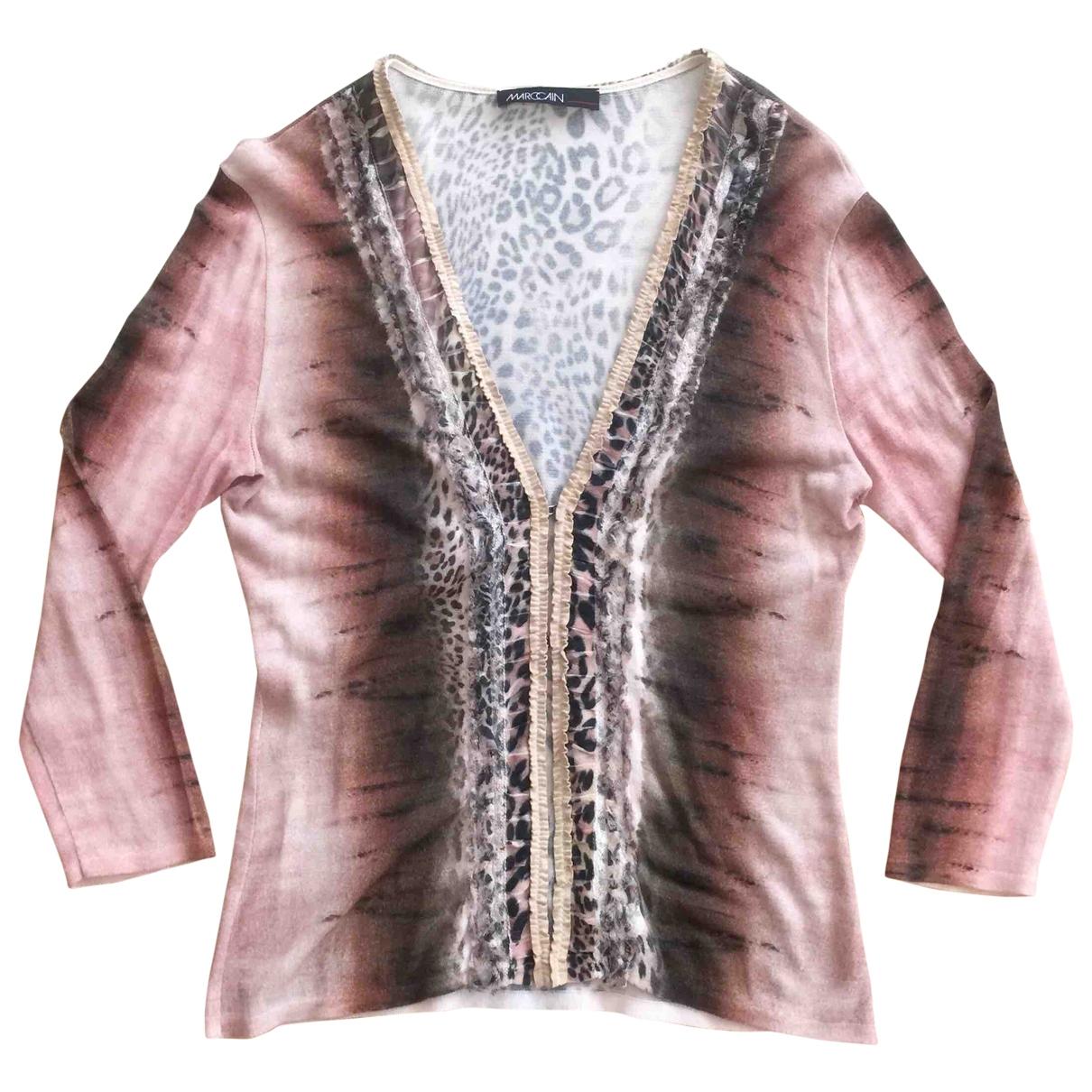 Marc Cain \N Multicolour Cotton jacket for Women 38 FR