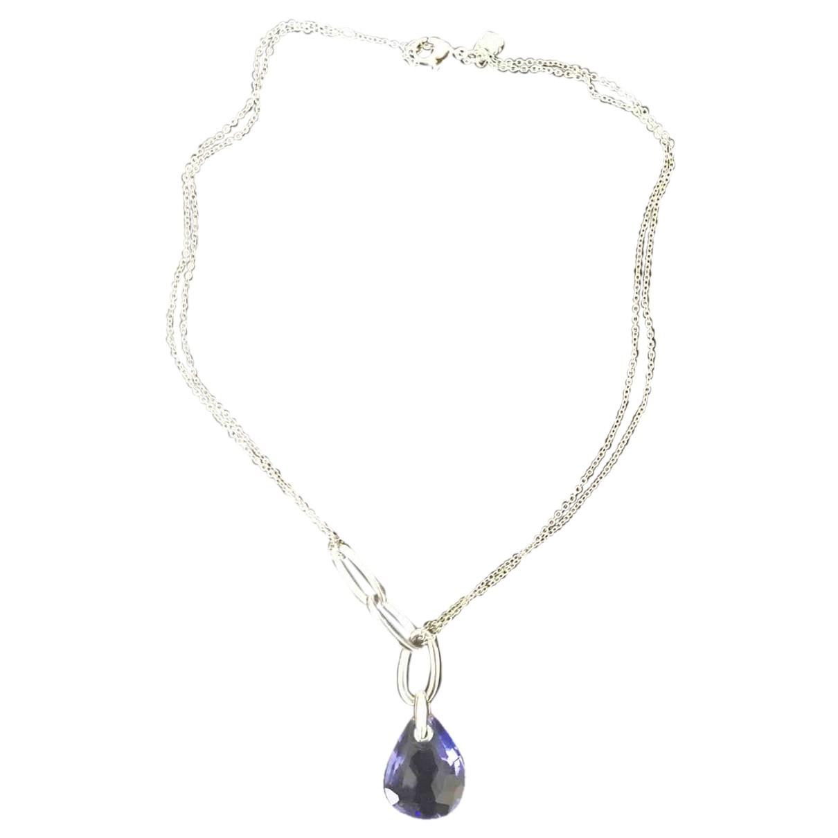 Swarovski - Collier   pour femme en cristal - violet