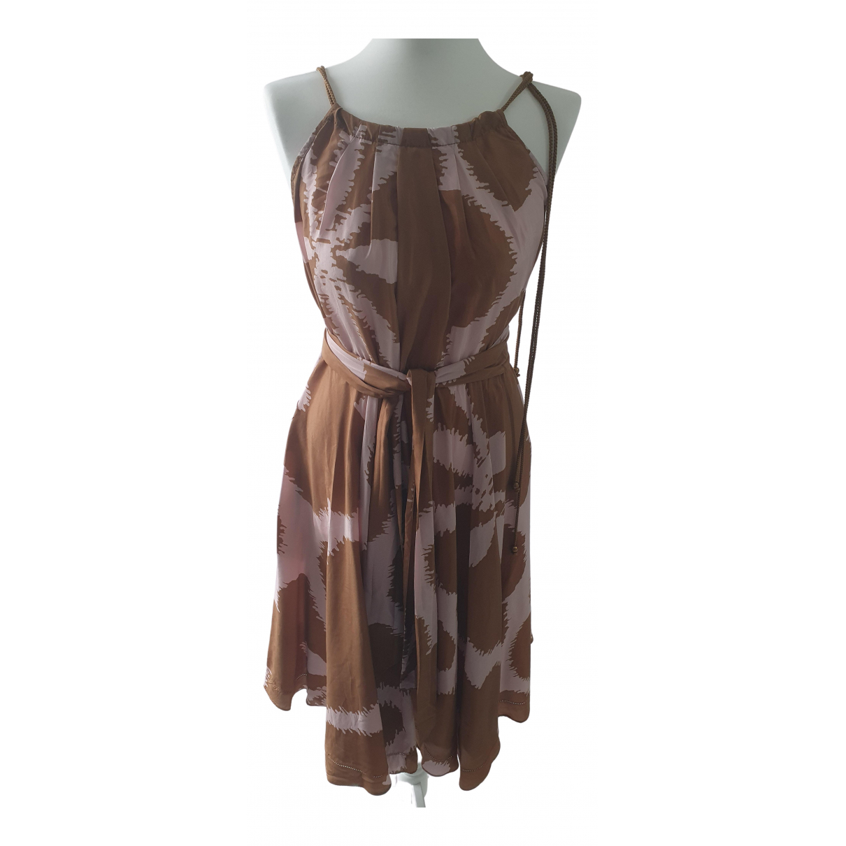 Diane Von Furstenberg N Multicolour Silk dress for Women 2 US