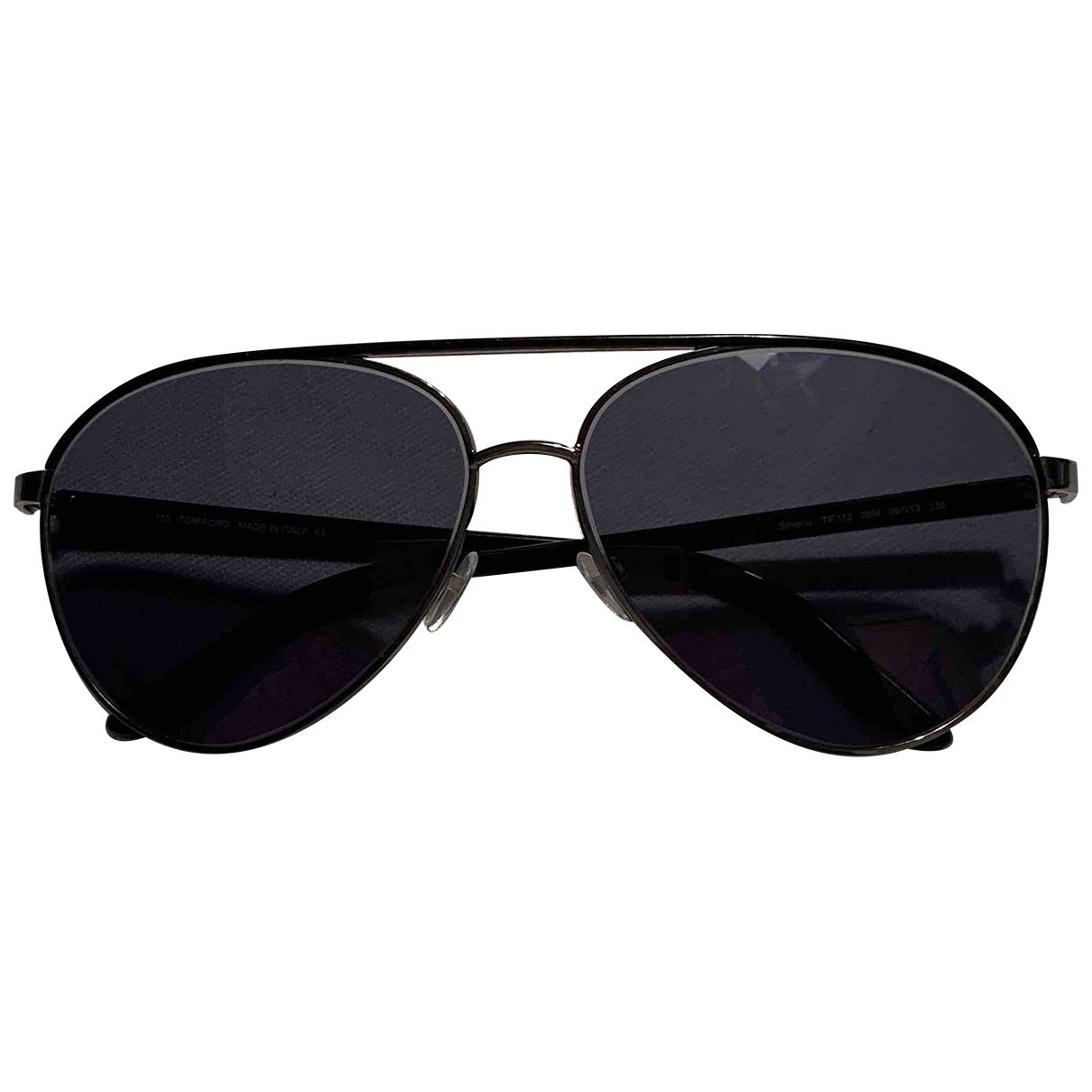 Tom Ford \N Metallic Sunglasses for Men \N