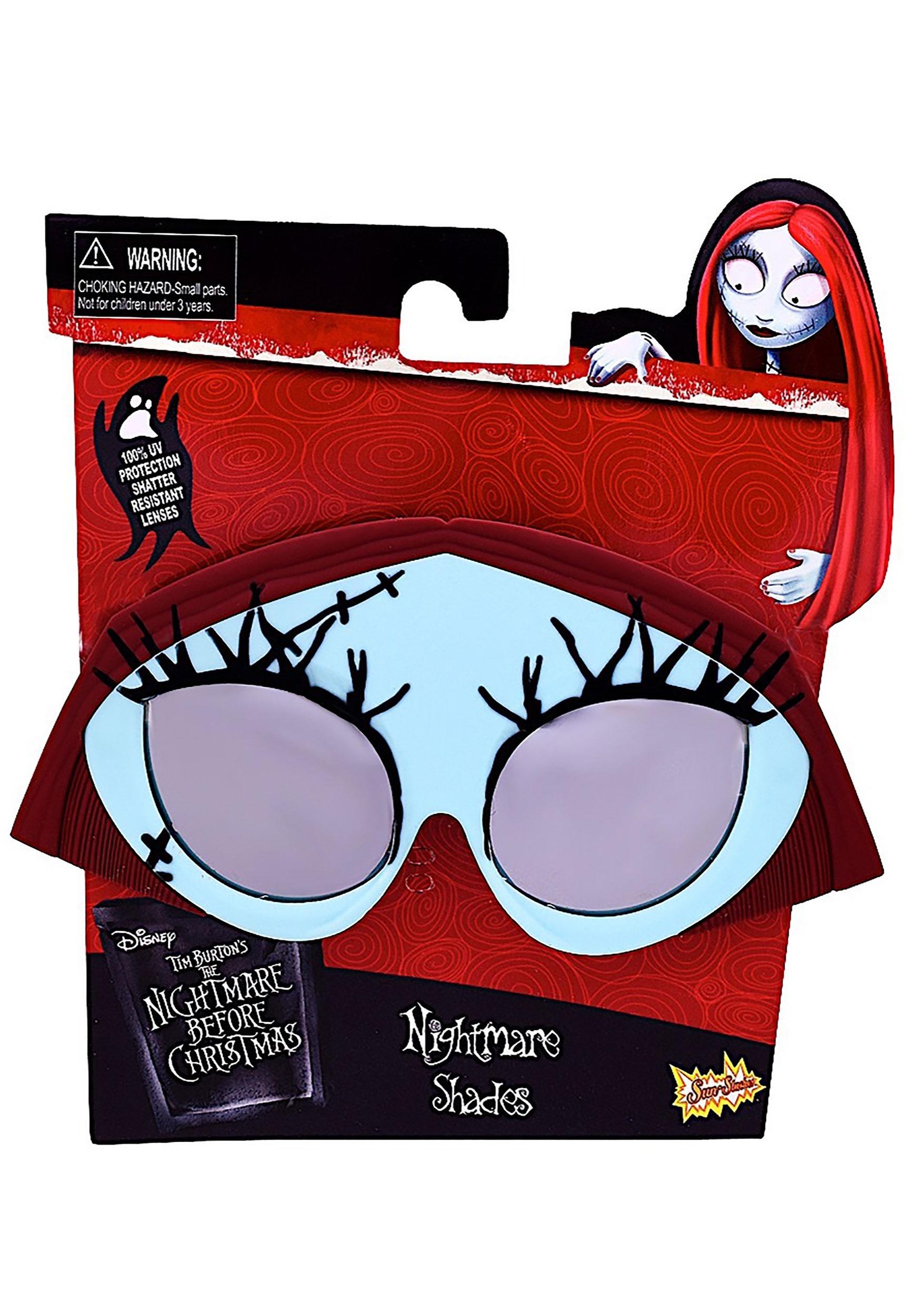 Nightmare Before Christmas Sally Sunglasses
