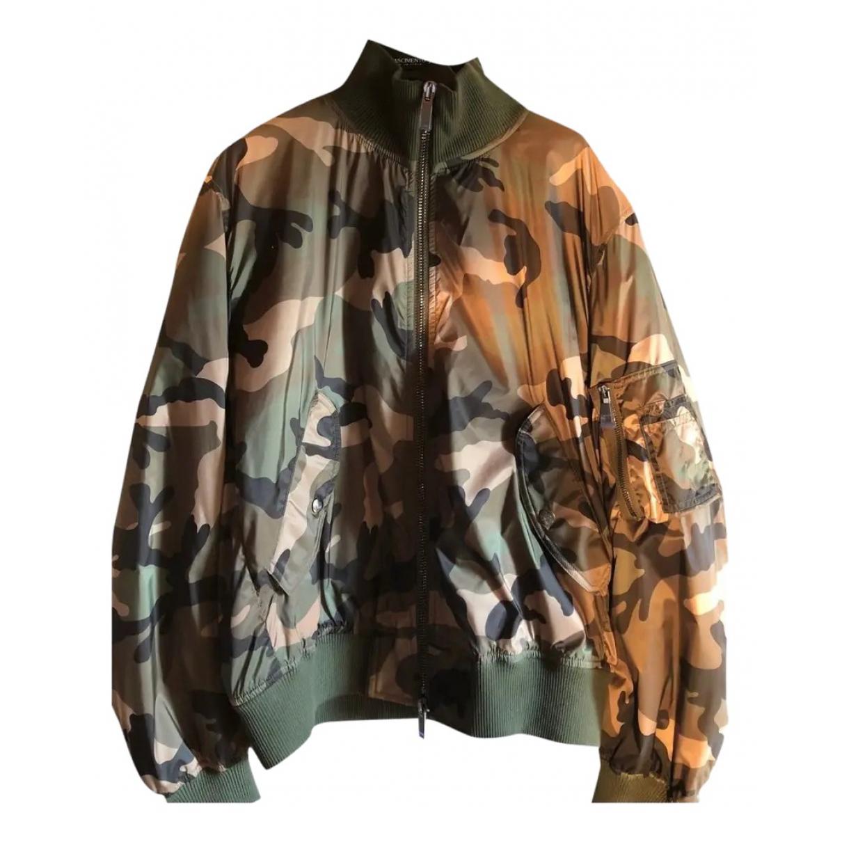 Valentino Garavani \N Khaki jacket  for Men XL International