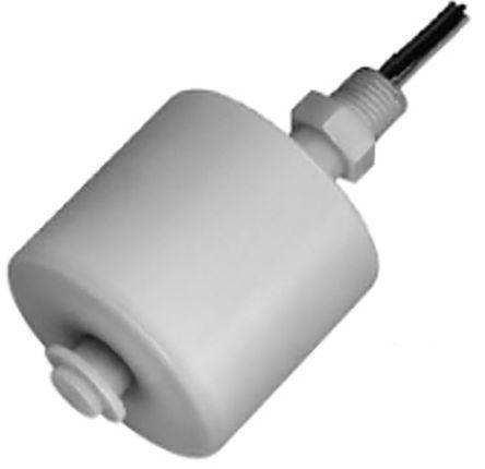 Gems Sensors Vertical Float Switch Teflon SPDT NO Float 24in