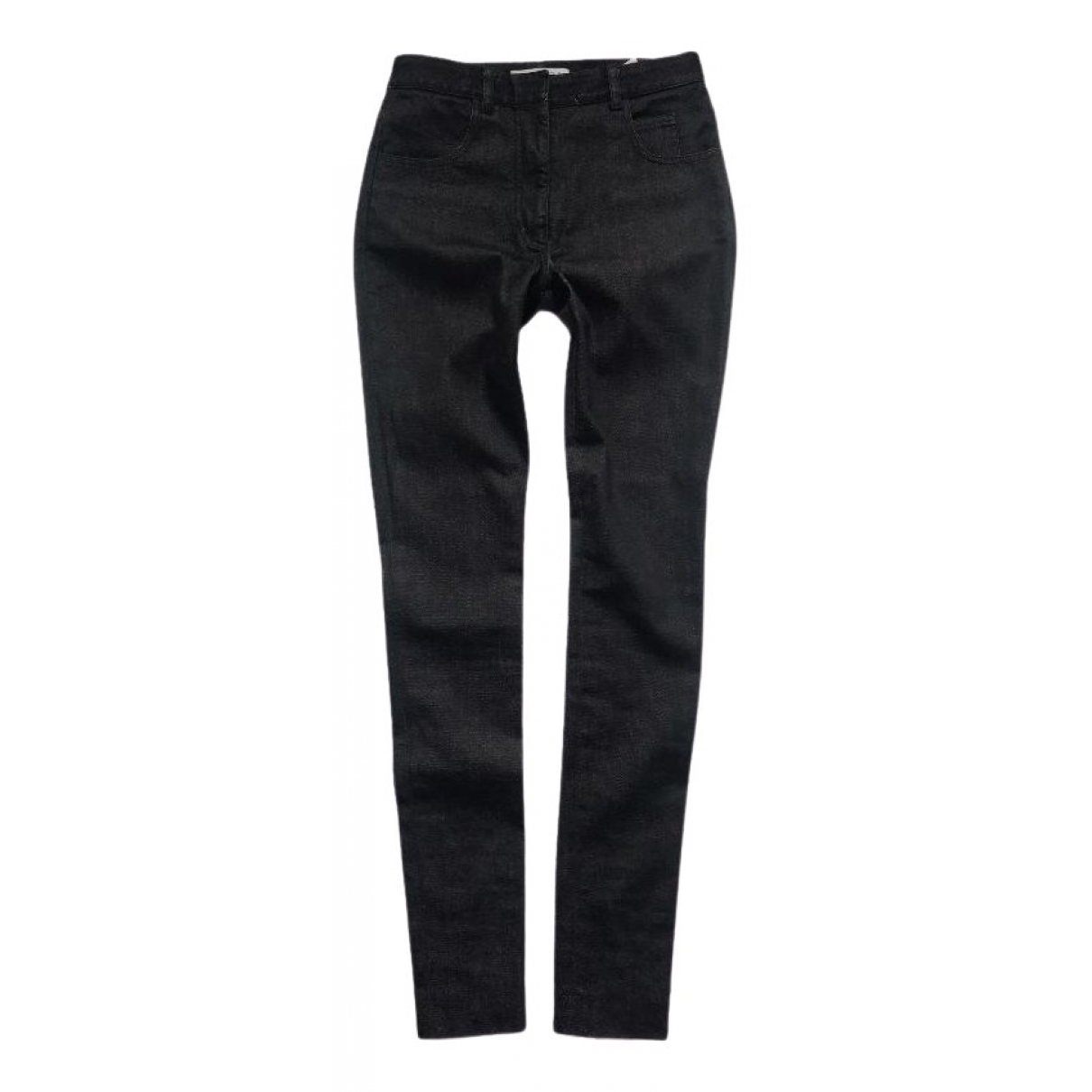 Viktor & Rolf \N Grey Cotton Jeans for Women 26 US