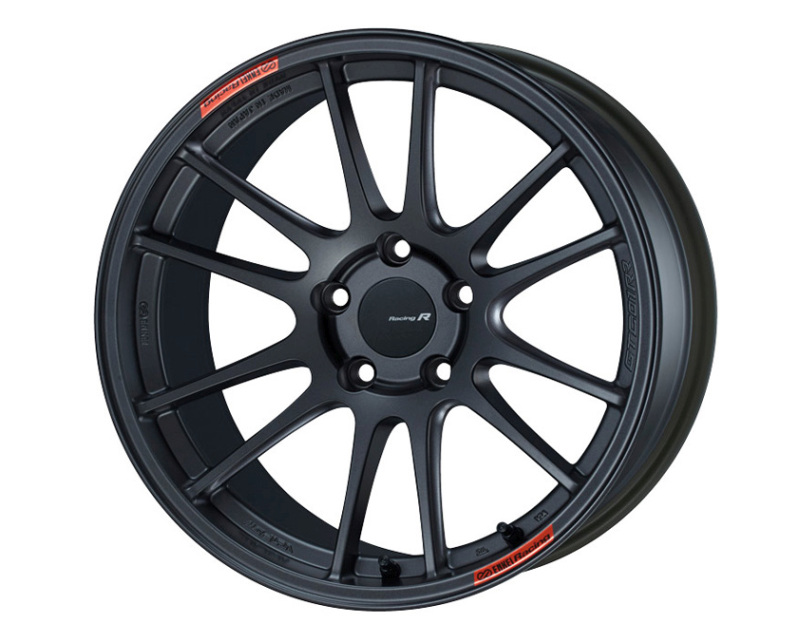 Enkei GTC01RR Wheel Racing Series Matte Gunmetal 18x11 5x114.3 16mm