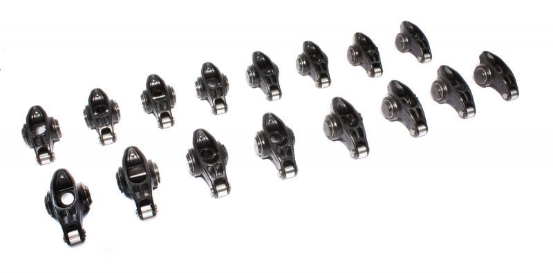 COMP Cams Ultra Pro Magnum Rocker Arm Set w/ 1.7 Ratio for Chevrolet 348-409 w/ 3/8
