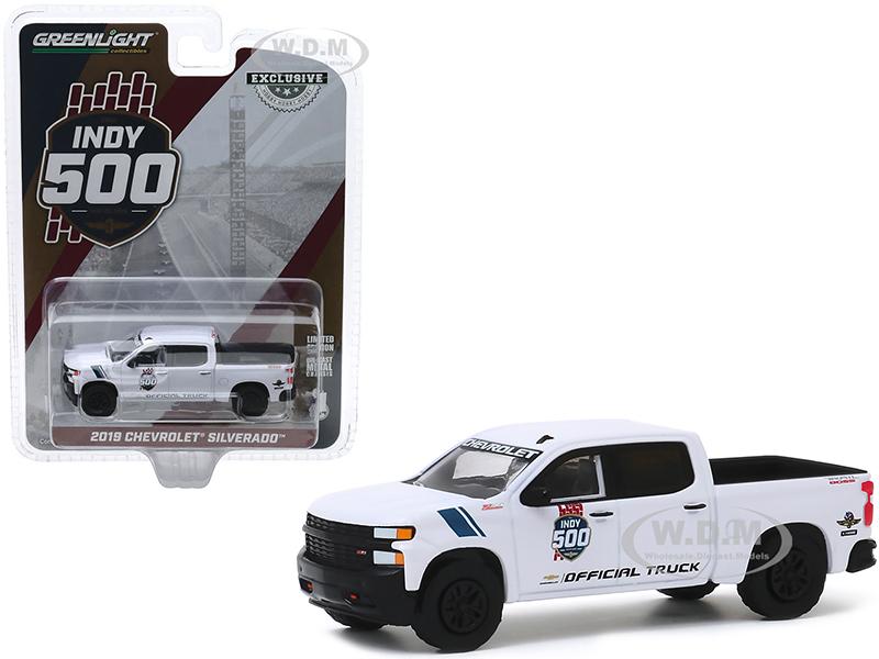 2019 Chevrolet Silverado 1500 Trail Boss Pickup Truck White