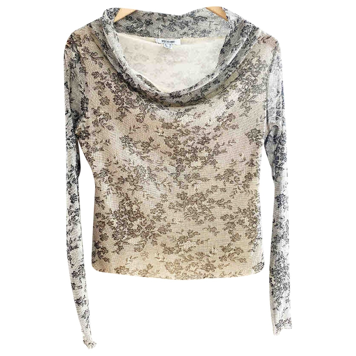 Moschino Cheap And Chic \N Grey  top for Women L International