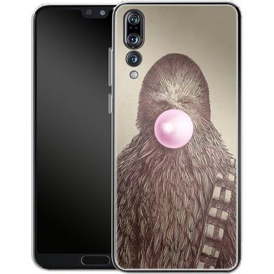 Huawei P20 Pro Silikon Handyhuelle - Big Chew von Eric Fan