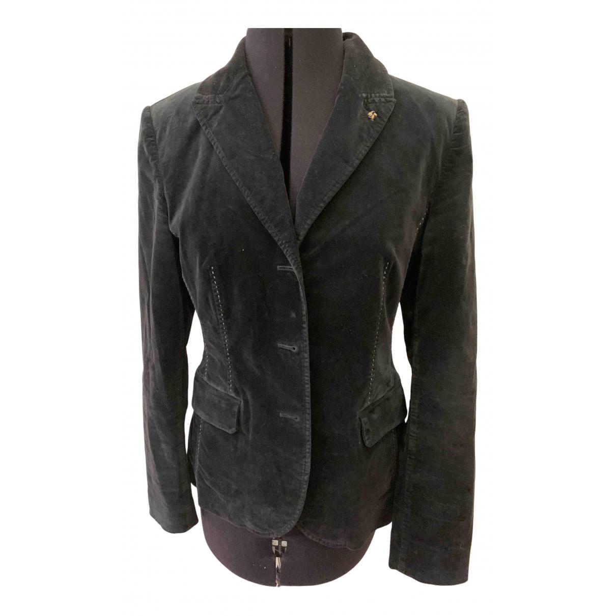 Blonde No.8 N Blue Velvet jacket for Women 40 FR