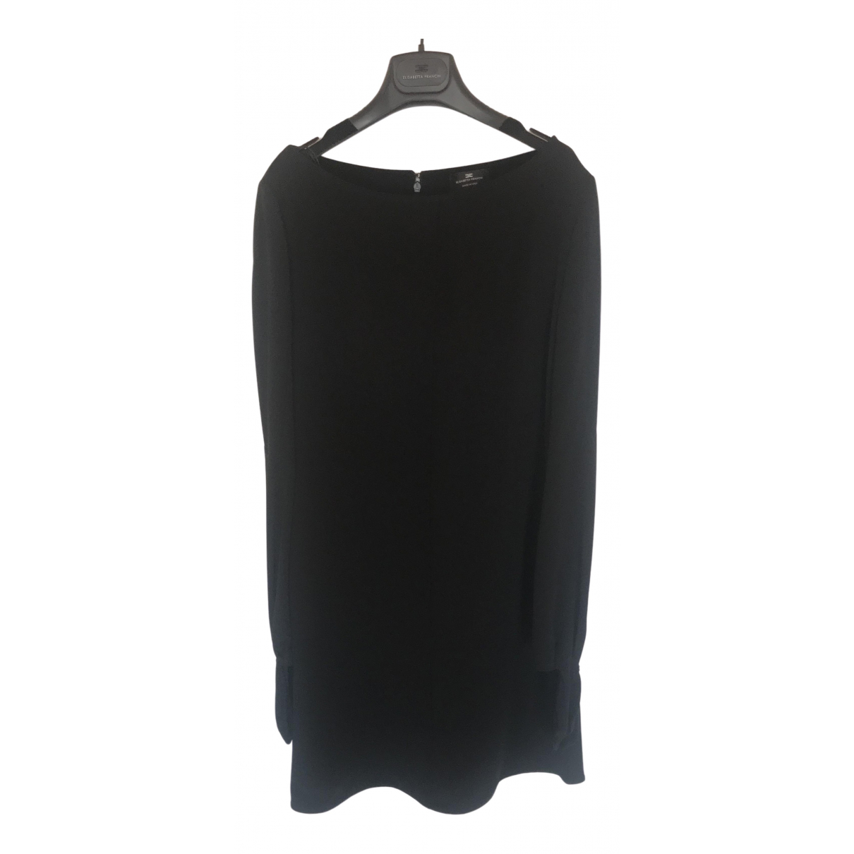 Elisabetta Franchi \N Black dress for Women 42 IT