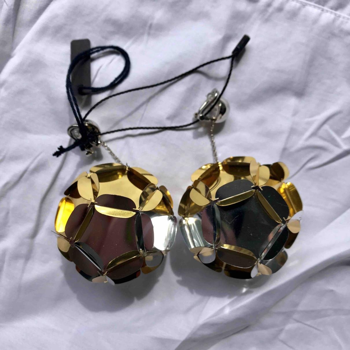 Prada \N Gold Earrings for Women \N