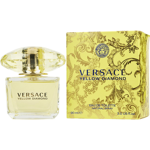 Yellow Diamond - Versace Eau de Toilette Spray 90 ML