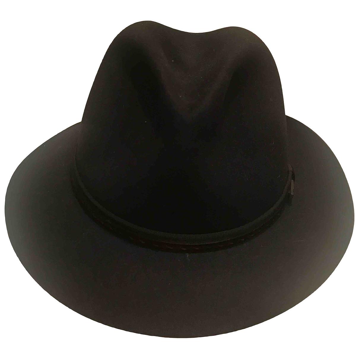 - Chapeau & Bonnets   pour homme en laine - anthracite