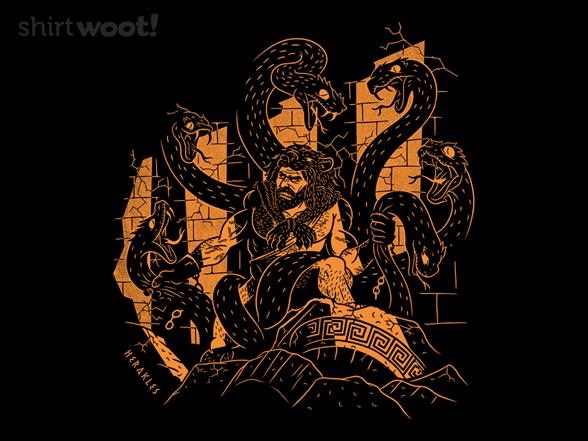 Hercules T Shirt