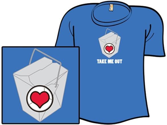 Take Me Out T Shirt