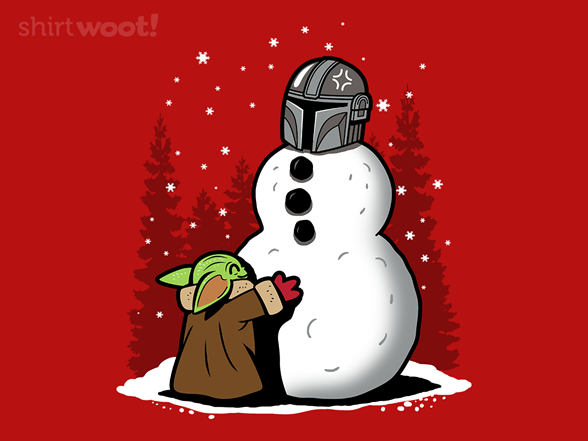 Best Snowman In The Parsec T Shirt