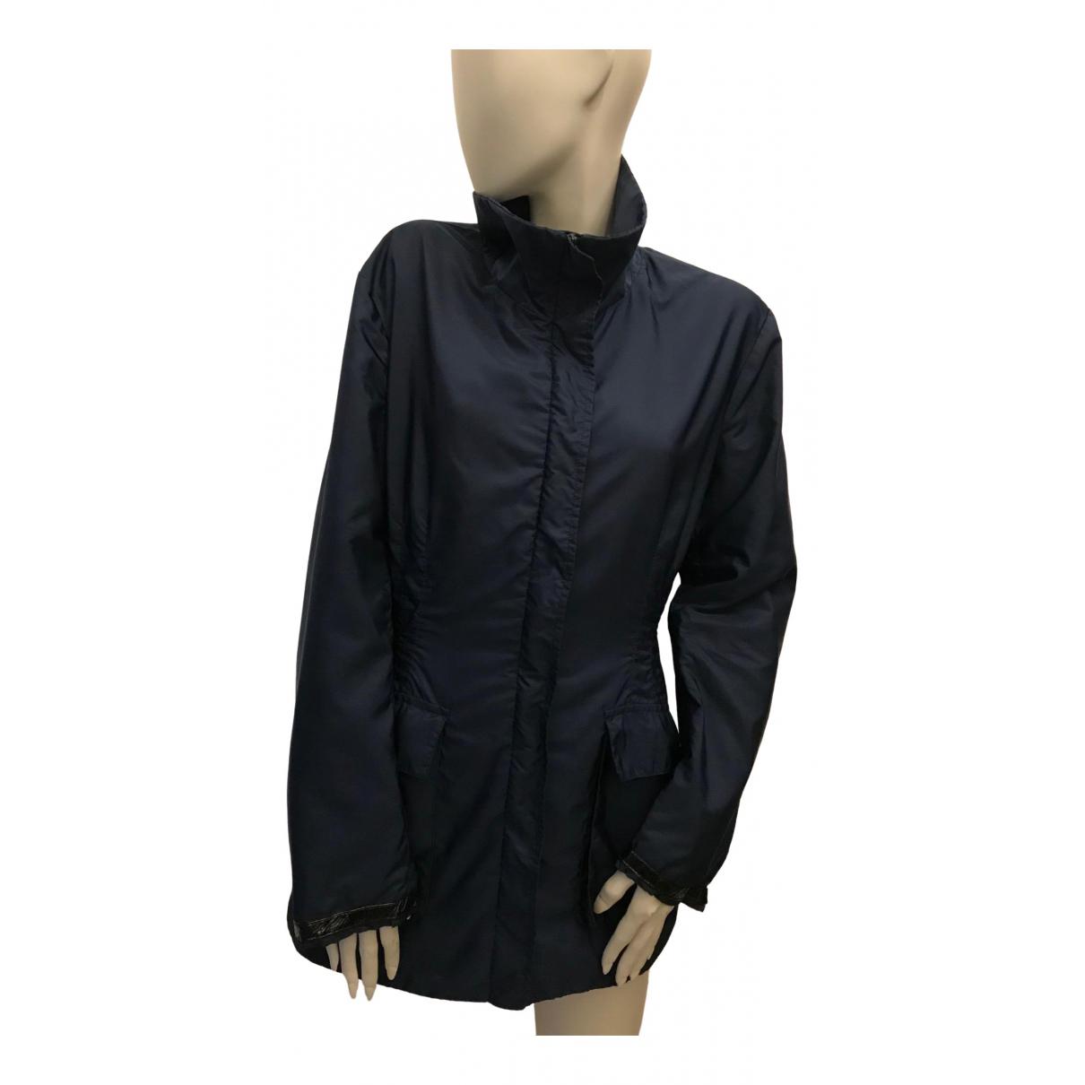 Ermanno Scervino N Navy coat for Women 38 FR
