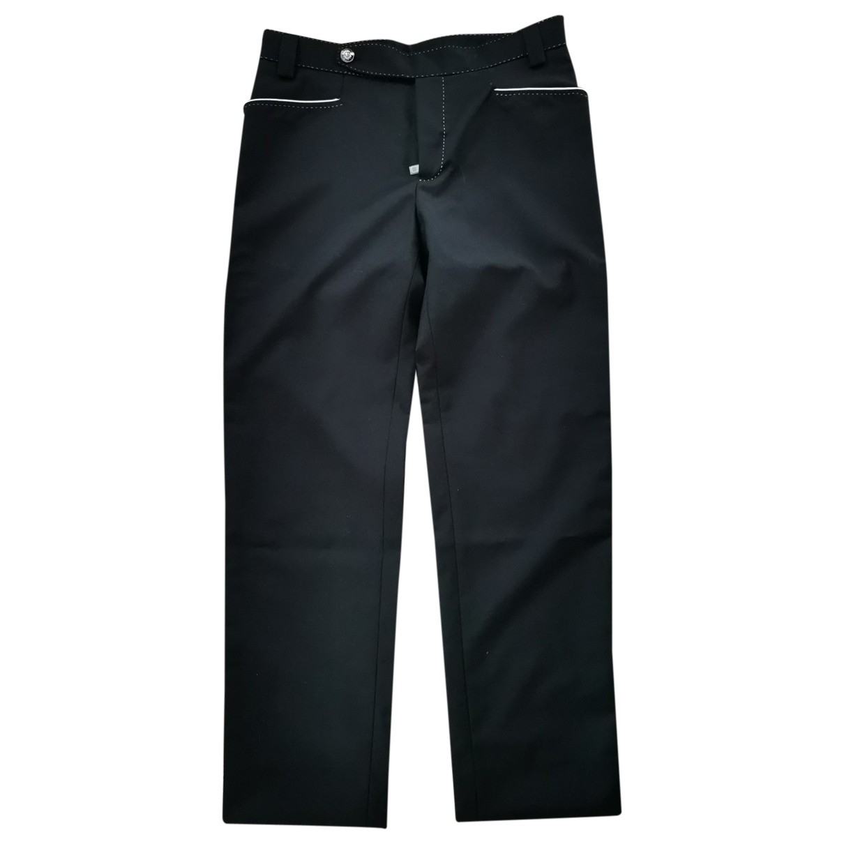 Pantalon de Lana Dolce & Gabbana