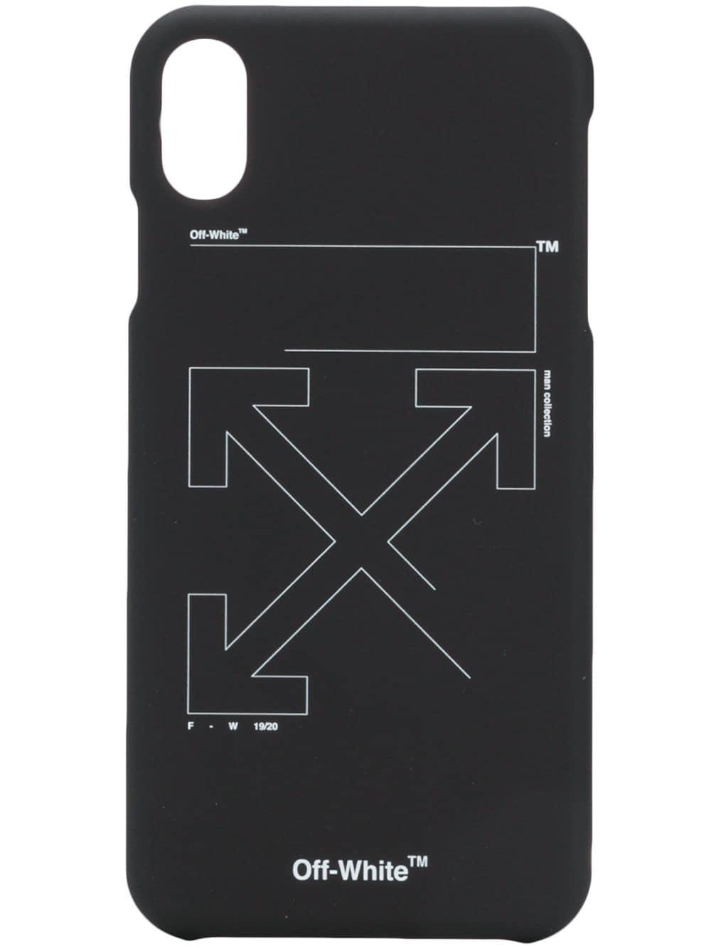 Printed I Phone XS Cover