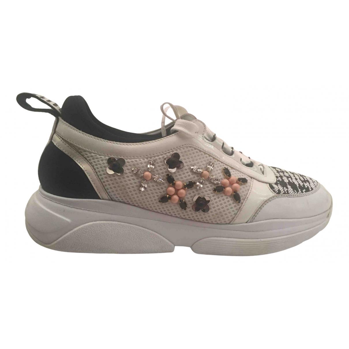 Louis Vuitton N Multicolour Glitter Trainers for Women 37 EU
