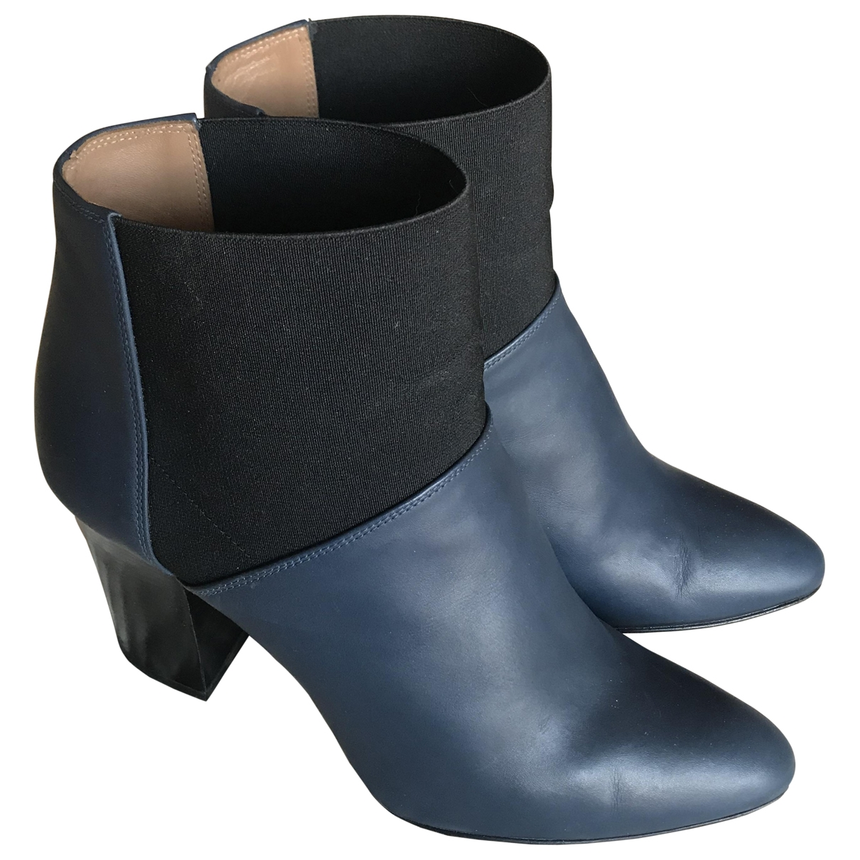 Castaner \N Stiefeletten in  Blau Leder