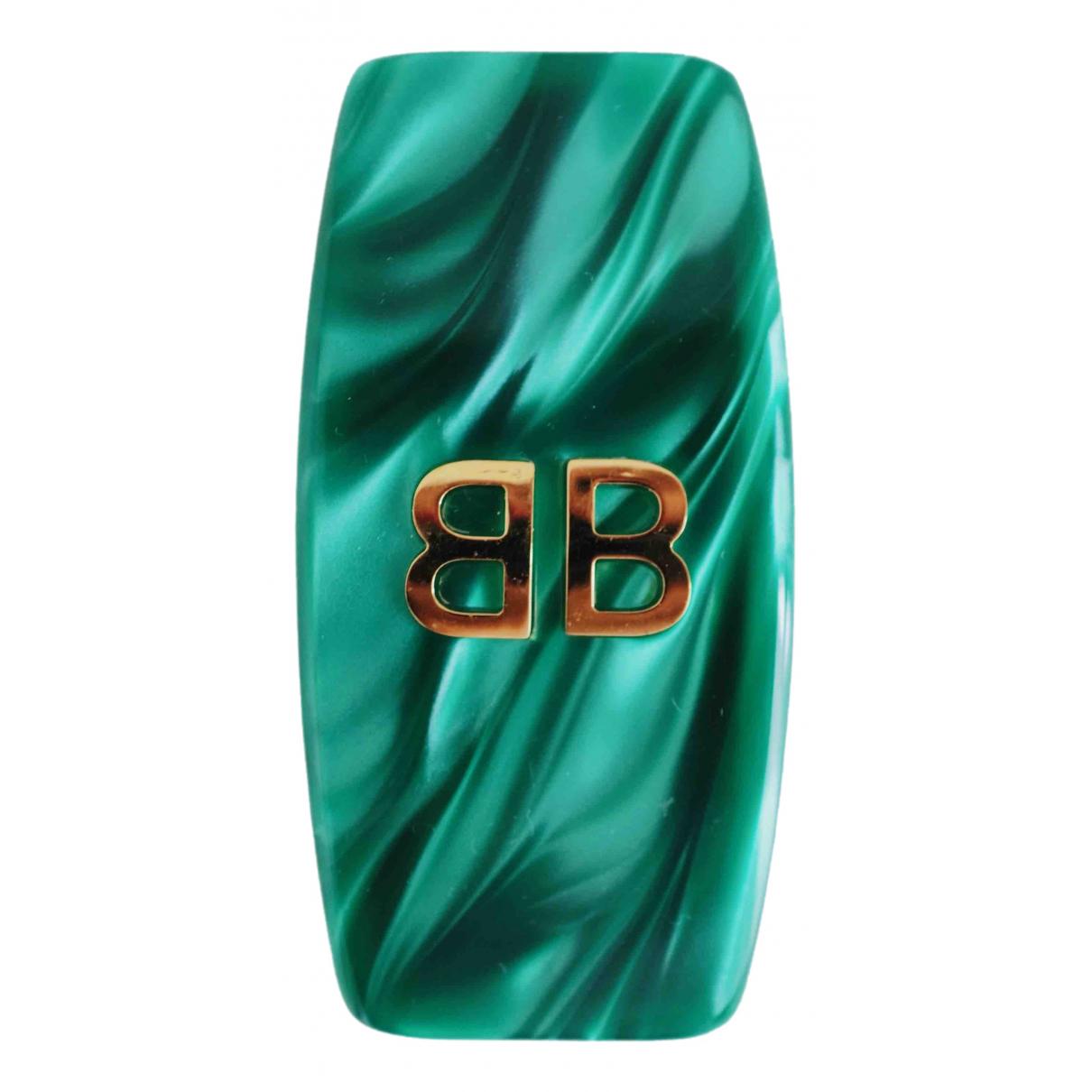 Balenciaga - Boucles doreilles   pour femme - vert